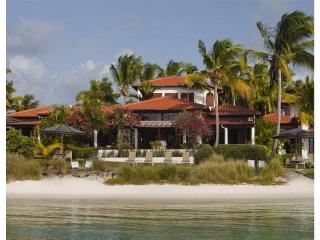 Hummingbird at Jumby Bay, Antigua - Beachfront, Gated Community, Communal Pool - Saint George Parish vacation rentals