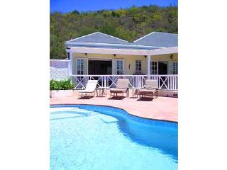 Hargate Hill at Galleon Beach, English Harbour, Antigua - Ocean View, Walk To Beach, Pool - English Harbour vacation rentals