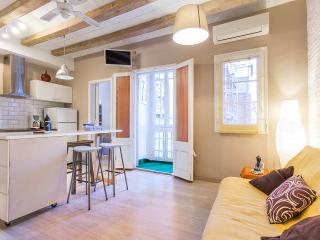 Bohemian 2 bedroom flat in the city centre - Barcelona vacation rentals
