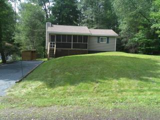 Affordable,WIFI, Cable, 3 Bed, Fireplace, Location - Pocono Lake vacation rentals