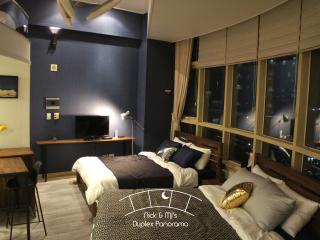 SEOUL STN-PANORAMA CITY VIEW! (Upto 9Pax) - Seoul vacation rentals