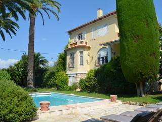 Lovely family home on the cap d'Antibes - Antibes vacation rentals