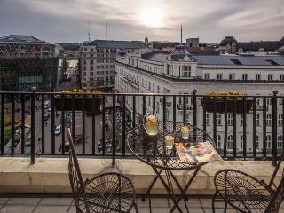 Unique flat with Danube view - Budapest vacation rentals
