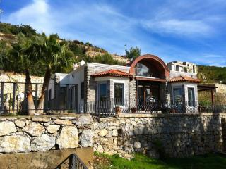 Lovely secluded Bodrum villa with Aegean views - Mugla Province vacation rentals
