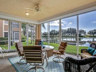 sunny florida  condo with lake view - Bonita Springs vacation rentals