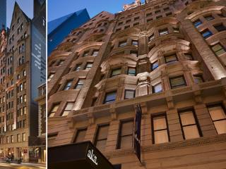 Centre of Manhattan Two Bedroom Duplex Penthouse - New York City vacation rentals