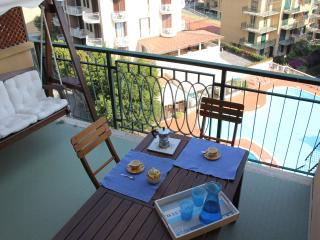 Charming Condo with Tennis Court and Water Views - Pietra Ligure vacation rentals