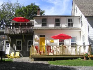 Sensational 5* Apt. in 1862 Sea Captain's House - Rockland vacation rentals