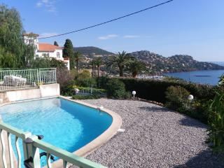 villa with pool, nice sea view, 20mn from Cannes - Théoule sur Mer vacation rentals
