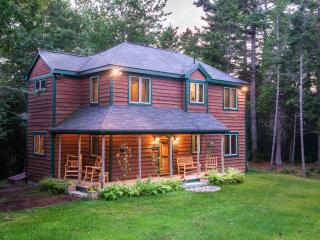 Unique Nature Inspired New Home Adjacent to Lake - Mount Desert vacation rentals