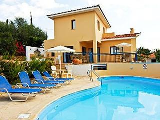 HARMONY 2 bedrm villa, Large Private pool & Garden - Paphos vacation rentals