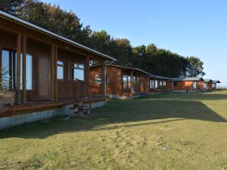 Perfect 2 bedroom Ardwell Chalet with Deck - Ardwell vacation rentals