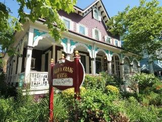 Magnificent Victorian - One Block to Beach - Cape May vacation rentals