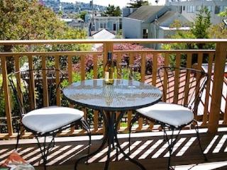 The Garden View Suite - San Francisco vacation rentals