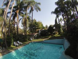 Villa Xochimilco w/ Tropical Gardens, Pool & Locat - San Jose Vista Hermosa vacation rentals