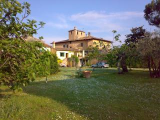 Casina dell'Arco, alloggio privato in Toscana - Casciana Terme vacation rentals