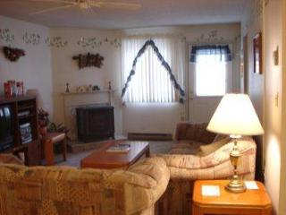2BR first floor condo with stereo, DVD, Wi-Fi - B1 127B - Lincoln vacation rentals