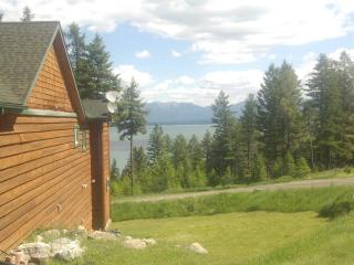 Majestic Home Above Flathead Lake - Lakeside vacation rentals
