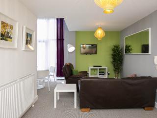 City Centre top floor, parking ,WIFI, fab views! - Belfast vacation rentals
