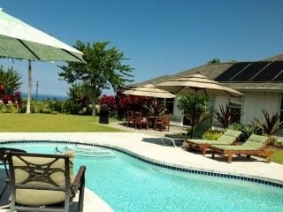 Tropical Beauty at Kahakai Estates- 3/2 ,Gated, Private Pool, Ocean Views! - PHTropic - Kailua-Kona vacation rentals