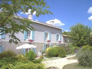 Beautiful Cottage with Internet Access and Central Heating - Souvigne vacation rentals