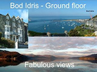 Bod Idris - Ground /First Floor - Barmouth vacation rentals