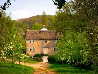 Grist Mill at Owlpen in Cotswolds, dated 1728 - Tetbury vacation rentals