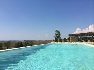 Villa in Tuscany Located Uphill with Over Hills - Manciano vacation rentals