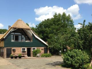 Cozy 3 bedroom Woudrichem Farmhouse Barn with Internet Access - Woudrichem vacation rentals