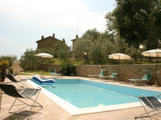 Villa Ca' di Vestro San Giustino Valdarno - San Giustino Valdarno vacation rentals