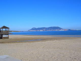 Beachside apartment with shared pool - Algeciras vacation rentals
