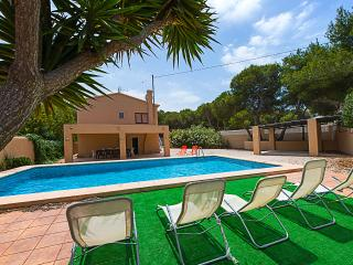 VILLA BERNIA: private pool, quiet area, 7 bedrooms - Moraira vacation rentals