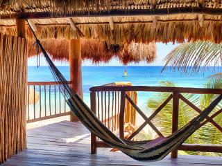 Playa Canek Ocean View King Palapa 2 - Tulum vacation rentals