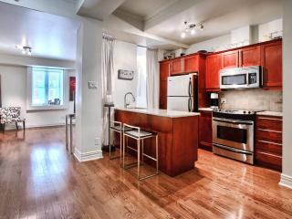 Beautiful condo in the heart of Old Montreal - Montreal vacation rentals
