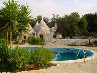 Trullo Palme - Cisternino vacation rentals
