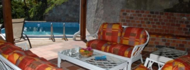 Awseome Ocean, Piton and Rainforest Views - Image 1 - Soufriere - rentals