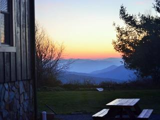 Cabin with Cascading View of Blue Ridge Mountains - Jonas Ridge vacation rentals