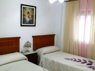 Courtyard Apartment for 3 with Wi-Fi - Seville vacation rentals