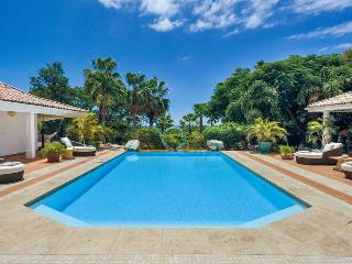 LA PINTA...4 master suites,Tennis Court & Gym, lovely pool area - Terres Basses vacation rentals