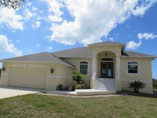 Brand new construction - available April - waterfront home with pool and spa - Florida vacation rentals