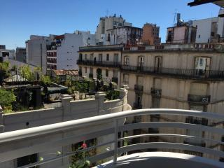 Art Deco Parque Lezama Apartment with airy balcony - Buenos Aires vacation rentals