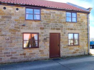 GOATHLAND COTTAGE, open plan living, country views, WiFi, walks from the door, terraced cottage near Ruswarp, Ref. 921346 - Ruswarp vacation rentals