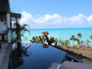 Stingray 4 Bedroom at Tamarind Hills, Antigua - Oceanfront, Pool - Bolans vacation rentals