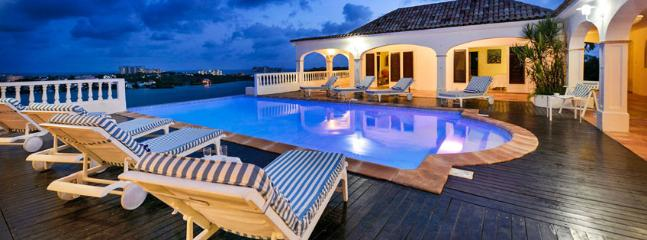 SPECIAL OFFER: St. Martin Villa 285 Exceptional Views Of Simpson Bay, The Sparkling Caribbean Sea And The Islands Of Saba, St Eu - Terres Basses vacation rentals
