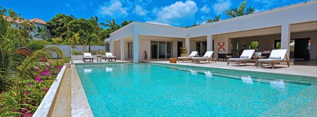 SPECIAL OFFER: St. Martin Villa 65 Overlooking The Turquoise Waters Of The Caribbean Sea And Sitting On Striking Landscaped Grounds. - Image 1 - Terres Basses - rentals