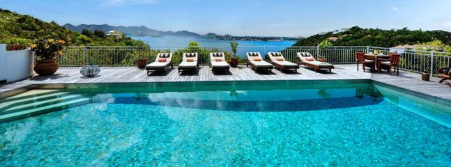 SPECIAL OFFER: St. Martin Villa 69 Featured In The November 2012 Issue Of Coastal Living Magazine As One Of The 20 Best Villas In The Caribbean. - Image 1 - Terres Basses - rentals