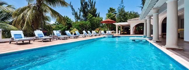SPECIAL OFFER: St. Martin Villa 78 Enjoy Caribbean Living At Its Finest At An Expansive, Luxury Hillside Villa Sprawling Over Two Levels, With Commanding Sunset Views. - Image 1 - Terres Basses - rentals