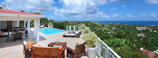Villa Au Coeur Du Rocher 3 Bedroom SPECIAL OFFER - Vitet vacation rentals