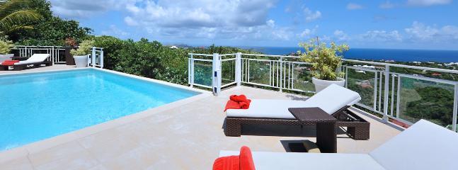 Villa Au Coeur Du Rocher 2 Bedroom SPECIAL OFFER - Vitet vacation rentals