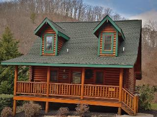 Smoky Cascades a 1BR cabin perfect for a couple's getaway or family vacation. - Sevierville vacation rentals